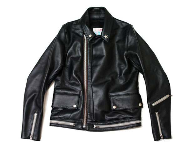 UNDERCOVER 2009 Fall/Winter Leather Jacket | Hypebeast