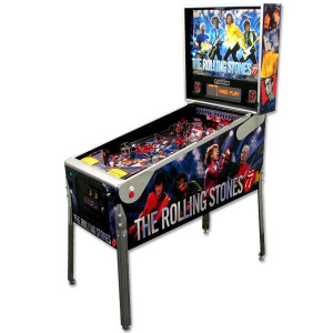 Rolling Stones?Rolling Stones?   Rolling Stones Limited Edition Pinball Machine? ?Shop the Rolling Stones Official Store