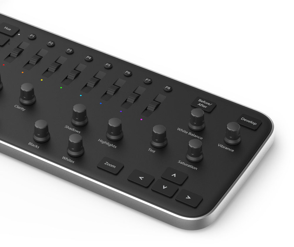 Loupedeck™ | The photo editing console for Lightroom™