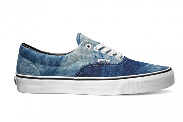 Vans Denim Classics for Spring 2013 - Era and Sk8-Hi • Highsnobiety