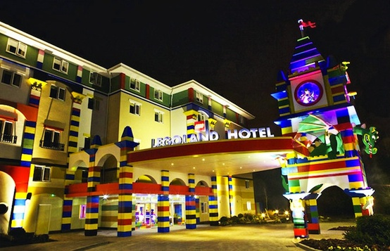 Room Types - LEGOLAND