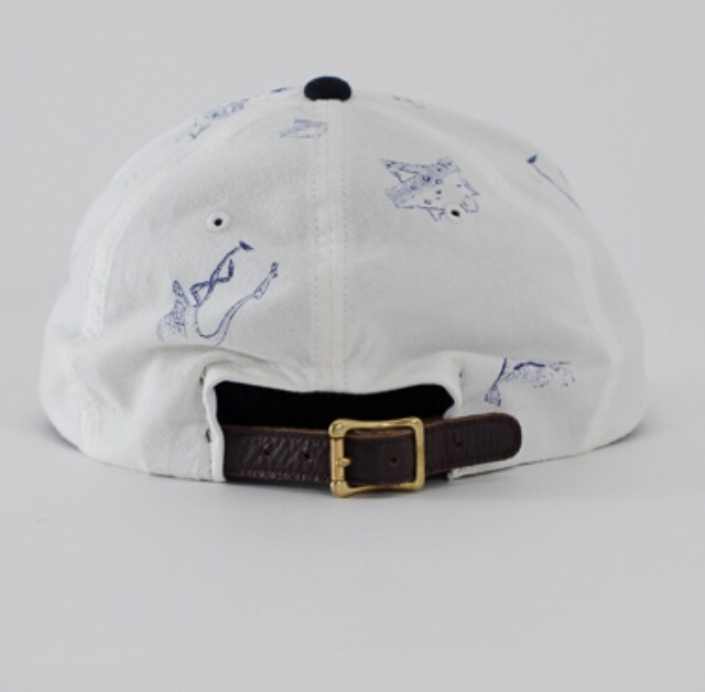 LxExL CAP(OFF WHITE) - SON OF THE CHEESE ONLINE SHOP