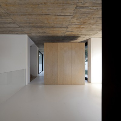 Dezeen » Blog Archive » House in Juso by ARX Portugal and Stefano Riva