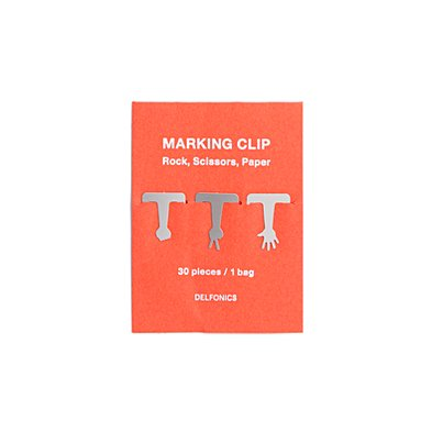 Delfonics for Top Hat Marking Clips - cool finds - Women's ACCESSORIES - Madewell