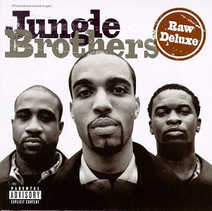 Amazon.co.jp: Raw Deluxe: Jungle Brothers: 音楽