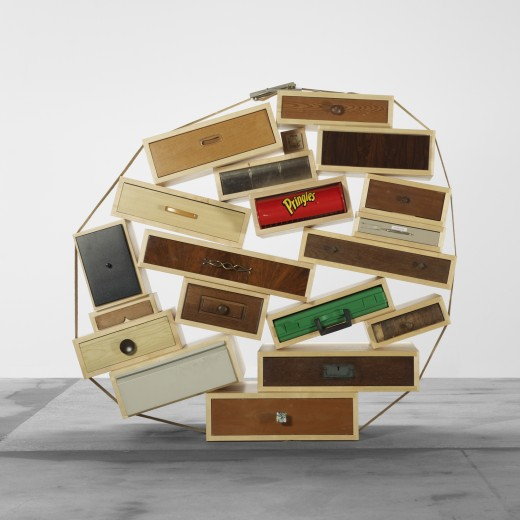 223: Tejo Remy / You Can't Lay Down Your Memories < Living Contemporary, 15 September 2011 < Auctions | Wright