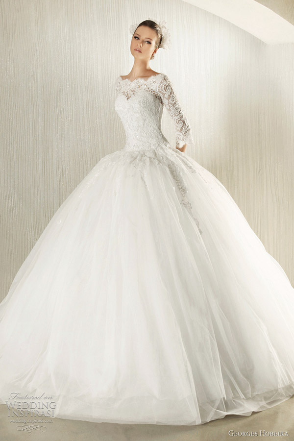 Georges Hobeika 2013 Bridal Collection ‹ ALL FOR FASHION DESIGN