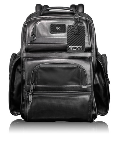 Tumi T-Pass™ Business Class Leather Brief Pack® - Tumi