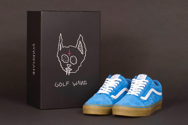 Tyler, the Creator x Vans Syndicate Old Skool Preview | Hypebeast