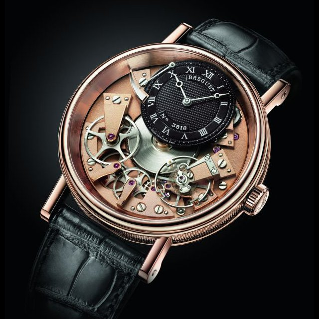 Fancy - Breguet Tradition Bicolor Rose Gold