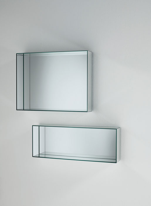 On Diseño - Products: Mirror Mirror by Glas Italia