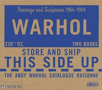 ANDY WARHOL: Catalogue Raisonne. Vol. 2. Paintings and Sculptures, ANDY WARHOL, Frei, Georg and Neil Printz / Printz, Neil