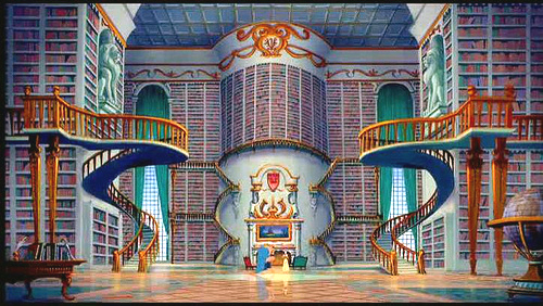 beauty-and-the-beast-library.jpg 500×282 ピクセル