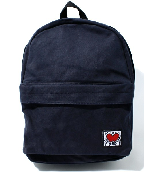 Ciaopanic (Mens) / I HAVE LOVE and Keith Haring キャンバスリュック(バックパック) - ZOZOTOWN