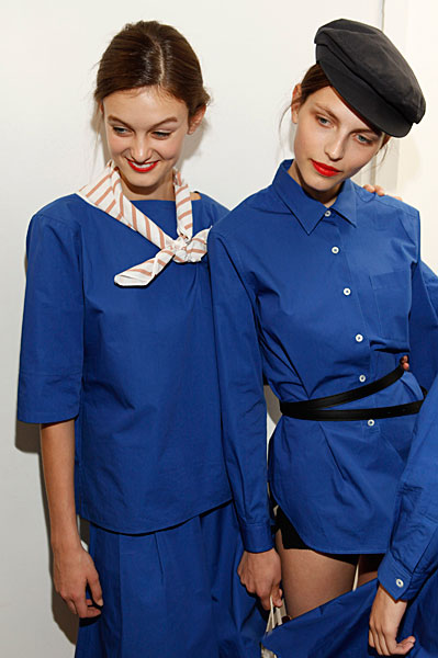 Rag Pony: LFW: Margaret Howell Spring 12