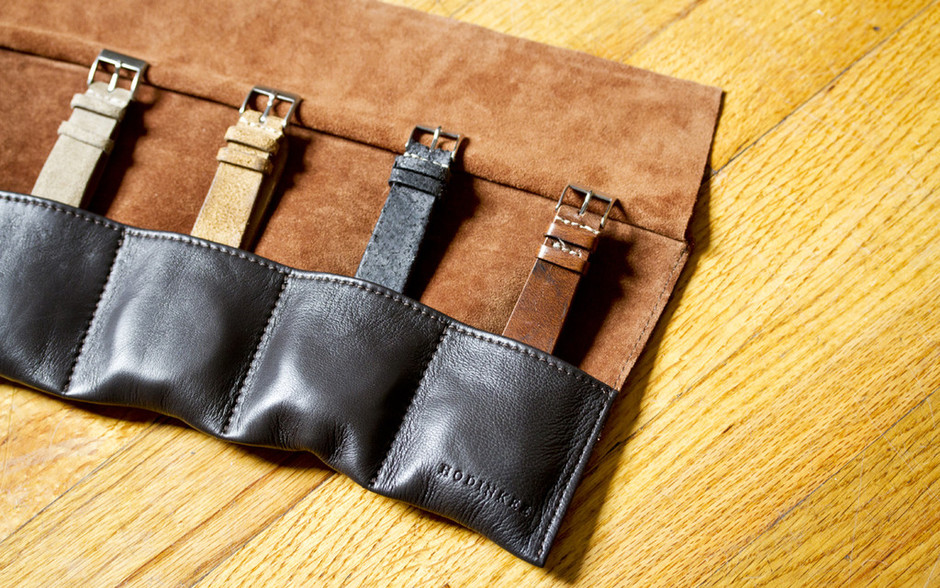 Leather Roll - HODINKEE