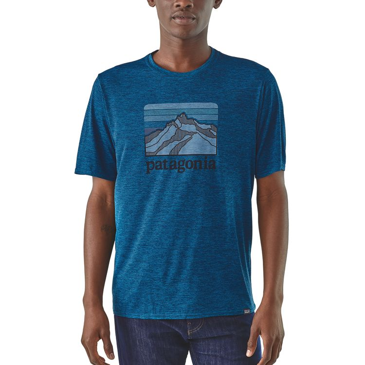 Patagonia Men's Capilene® Cool Daily Graphic Shirt