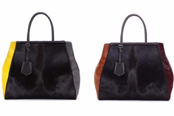 Fall 2012 innovative and Modern Handbags from Fendi - mlejit.com