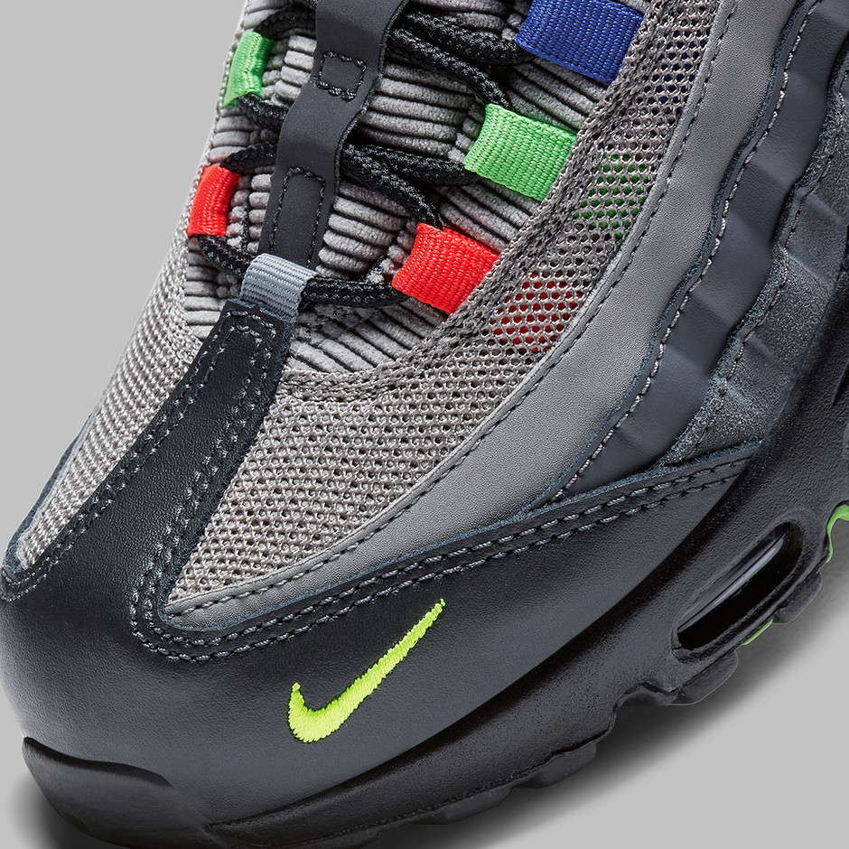 Nike Air Max 95 SE Light Charcoal DD1502-001 Release Info   SneakerNews.com