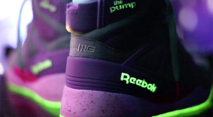 "Reebok THE PUMP ""ELECTRIC CITY"" ""mita sneakers"" ""THE PUMP 25th ANNIVERSARY"" が発売 - sneaker resource"