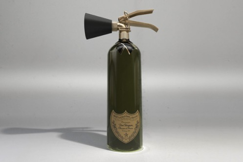 Dom Perignon Fire Extinguisher. « Your Daily Fortune: