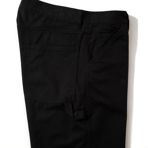 """Just Right """"LST Painter Chino Cloth"""" Black   Just Right"""