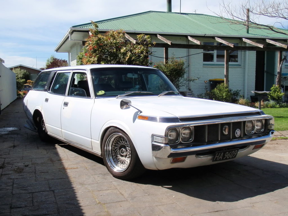 Ms63 1974 toyota crown stat waG - Projects and Build Ups - oldschool.co.nz
