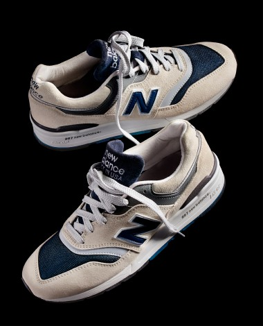 Introducing the J.Crew x New Balance® 997 Moonshot – J.Crew Blog