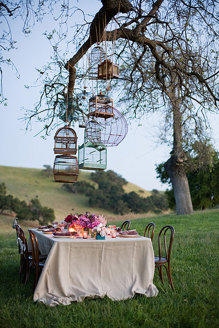 old birdcages | Flickr - Photo Sharing!
