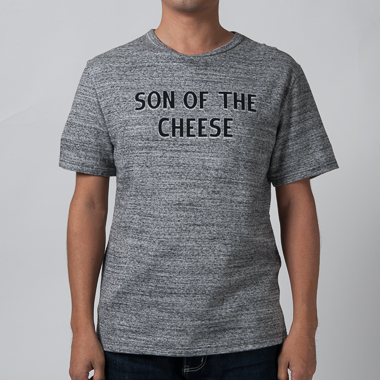 THE TEE(D.GRAY) - SON OF THE CHEESE ONLINE SHOP