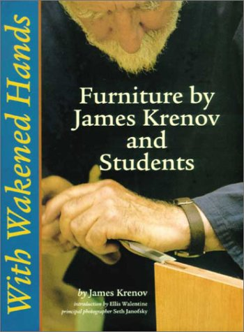 Amazon.co.jp: With Wakened Hands: James Krenov, Seth Janofsky: 洋書