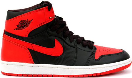 Air Jordan 1 (I) Retro Black / Varsity Red | Sneaker Files