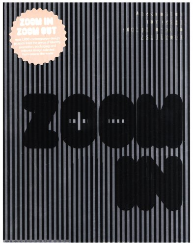 Amazon.co.jp: Zoom in Zoom Out (Graphic Design): 洋書
