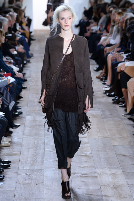 Michael Kors Fall 2014 RTW - Review - Fashion Week - Runway, Fashion Shows and Collections - Vogue