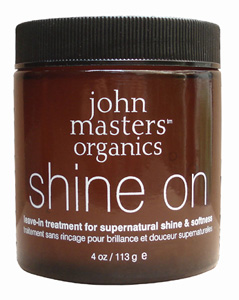 FREE SHIPPING - John Masters Organics - Haircare - Shine On