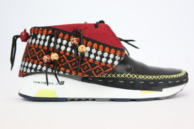 BKRW.COM Extraordinaire Digital Magazine about Extraordinaire Products » Alex NASH X SOLE DXB BEDOUIN (VISVIM X NB HYBRID)