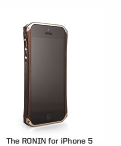 Element Case Sector Aluminum iPhone Case