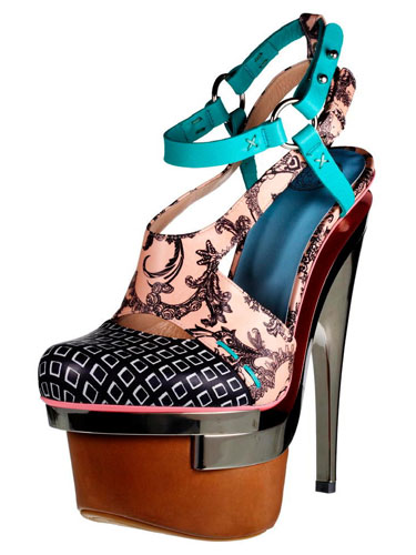 26 Women's Versace Shoes ‹ ALL FOR FASHION DESIGN