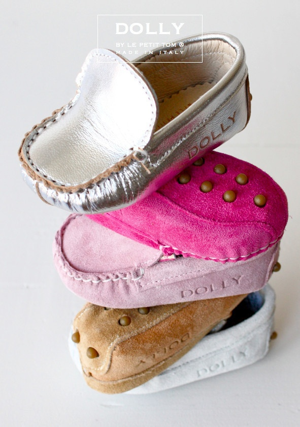 DOLLY by Le Petit Tom ® BABY MOCCASIN | Zoey <3 <3