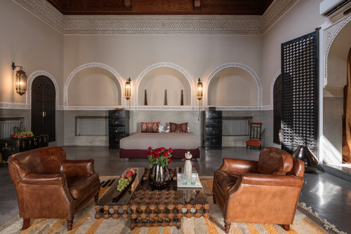 Luxury boutique hotel in Marrakech 72 Riad Living