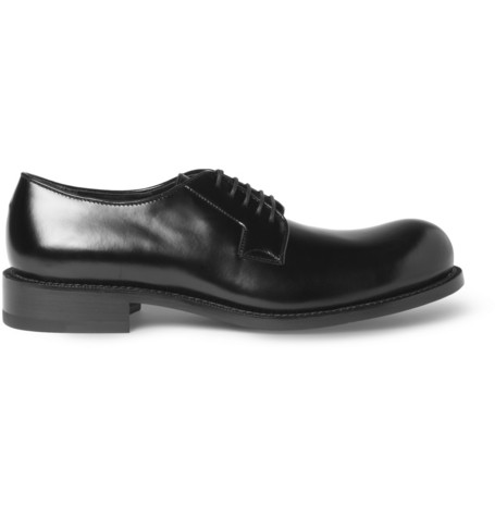 Jil Sander Leather Derby Shoes | MR PORTER