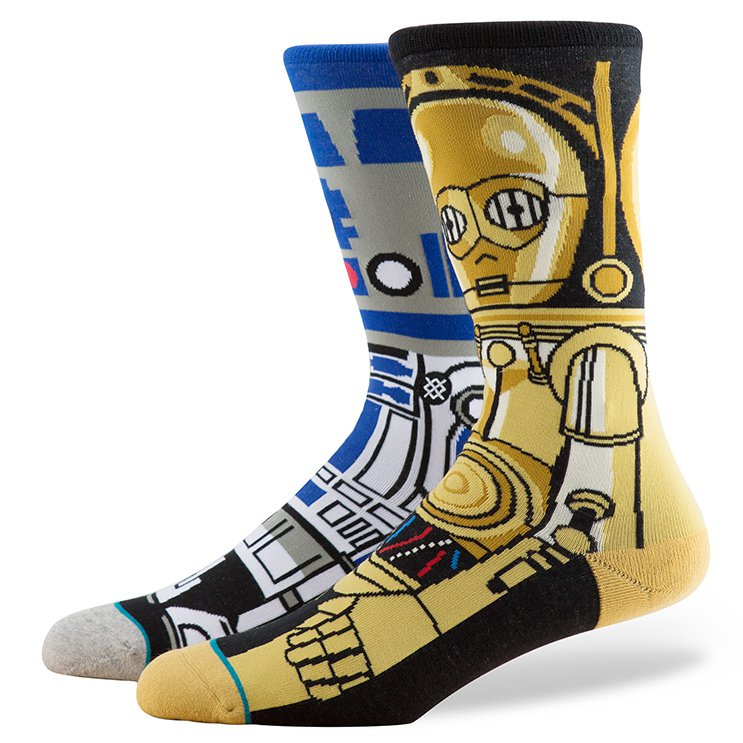 Stance | Droid | Men's Socks | Official Stance.com