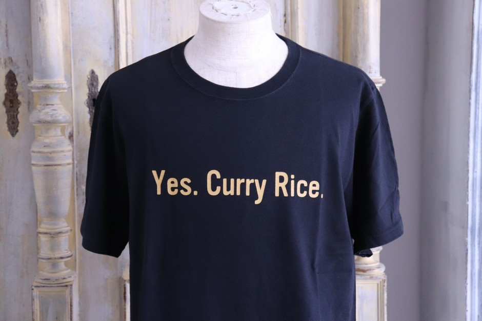 CURRY / YES (BLACK) - circus e-boutique