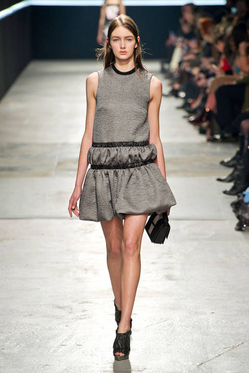 Christopher Kane Fall 2014 Ready-to-Wear Runway - Christopher Kane Ready-to-Wear Collection
