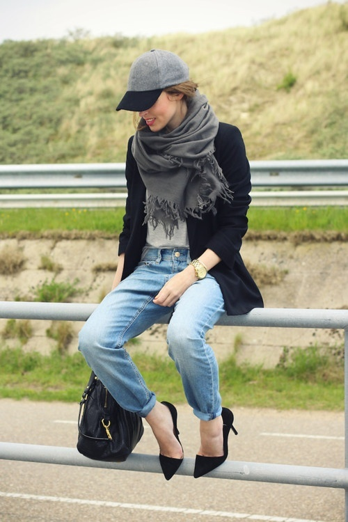 Style File / casual yet glamourous