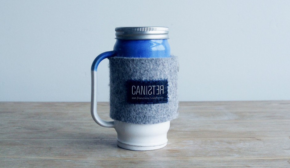 Steep — Canister