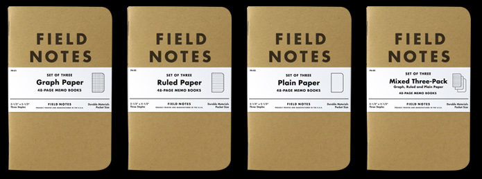FIELD NOTES Shop