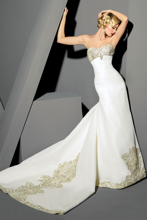 Victor Harper Couture Wedding Dresses ‹ ALL FOR FASHION DESIGN