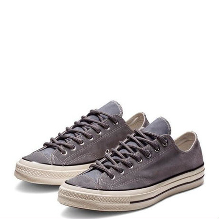 CHUCK TAYLOR ALL STAR 1970`s LOW Suede MAISON 162376C