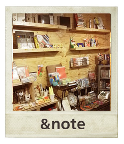 and note gallery